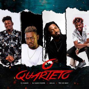 Dj Habias, Dj Vado Poste, Aka M & Teo No Beat - O Quarteto (Beat)