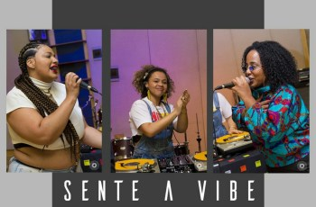 DJ Miria Alves & Diabelsmusic ft. Denise Alves & Eva Rap Diva - Sessão TPM: Sente a Vibe (Freestyle)
