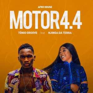 Tónio Groove - Motor 4.4 (feat. Njinga Da Terra)