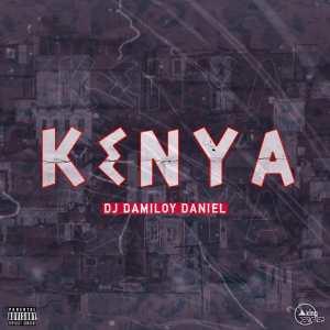 Dj Damiloy Daniel - Kenya (Afro Tech)