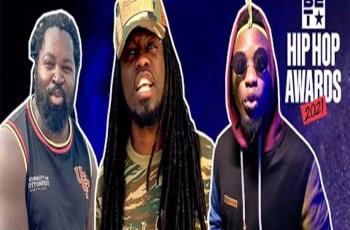 Prodigio x Big Zulu x Rodzang - THE BET CYPHER África