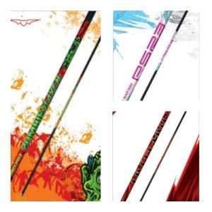 Black Eagel Arrows
