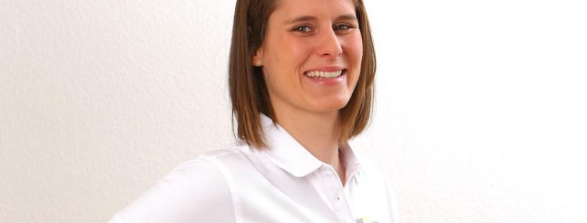 Lena Maas, Zahnärztin in der Praxis Karcher und Kollegen, Bühl, Baden-Baden