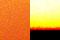 カラーサンプル リフレクトオレンジ