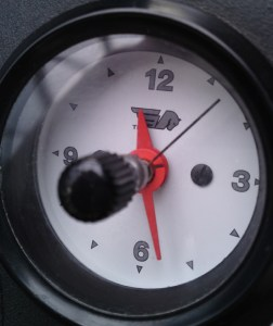 Buell 純正時計