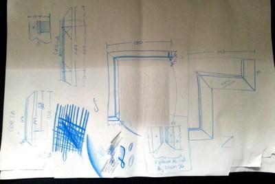 Primeras ideas de diseño