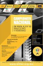 Campeonato nacional de pool
