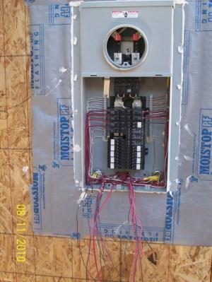 ElectriciansContractorsMeterPanelsInstallations
