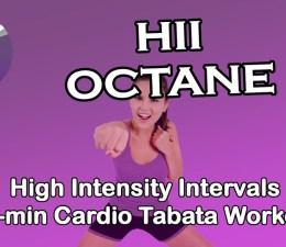 BV Hii Octane Workout