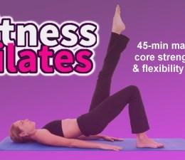 Fitness Pilates 'Mix & Match' Workout