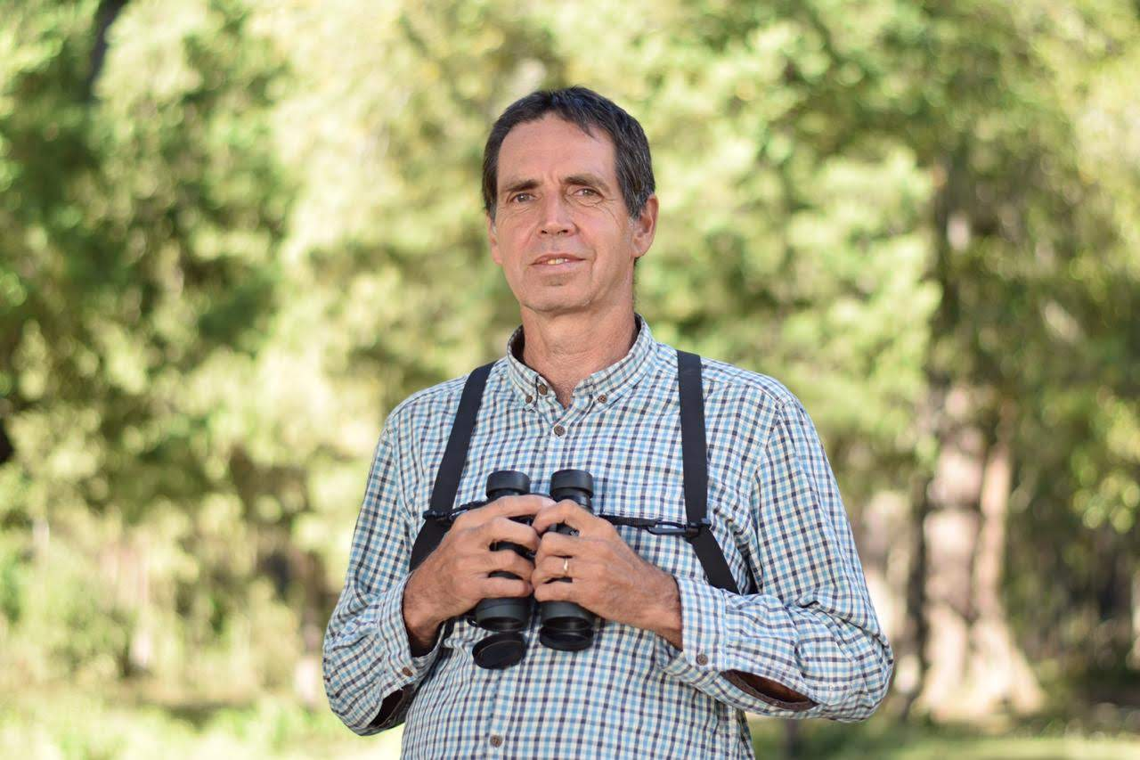 Diego Gallegos birding guide