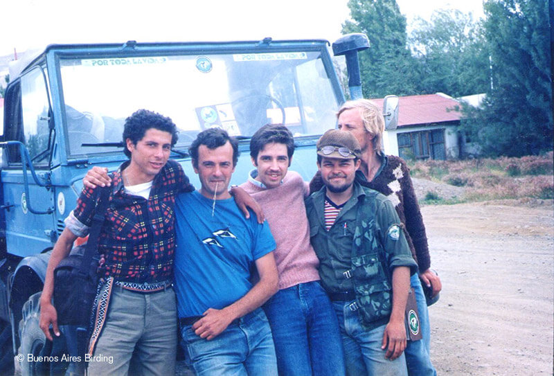 Calafate 1987.
