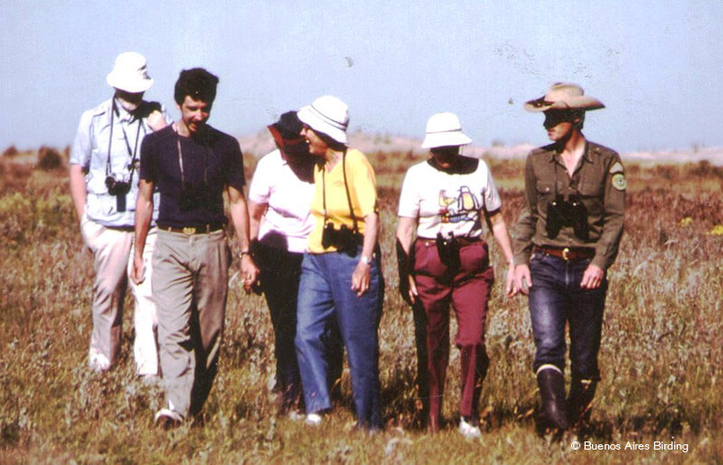 Punta Rasa 1986.