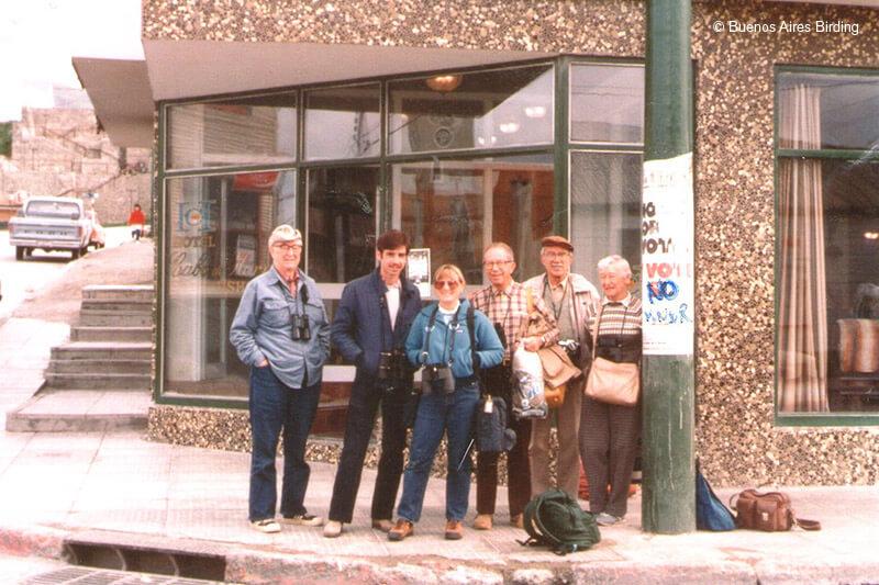 Ushuaia 1984.