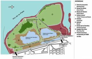 Mapa reserva ecológica