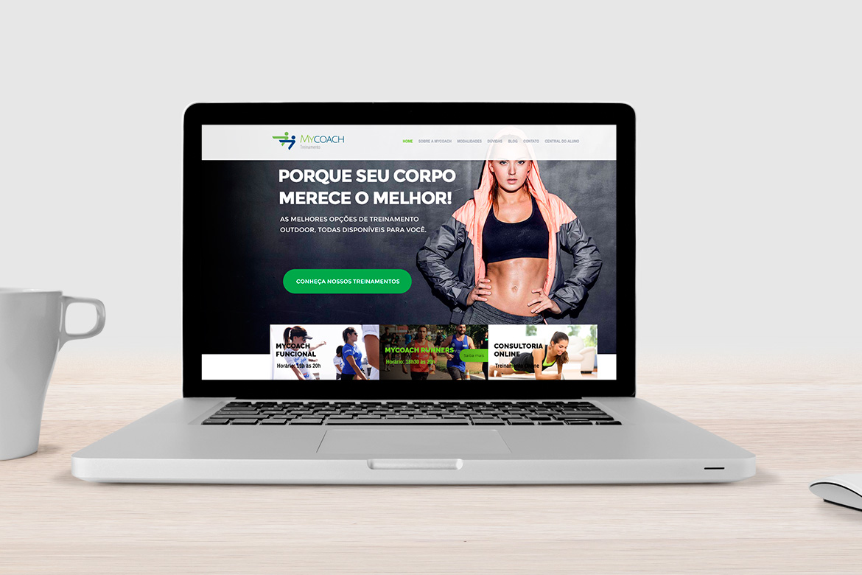 Mycoach Treinamento - Buenosites - Criação de Sites