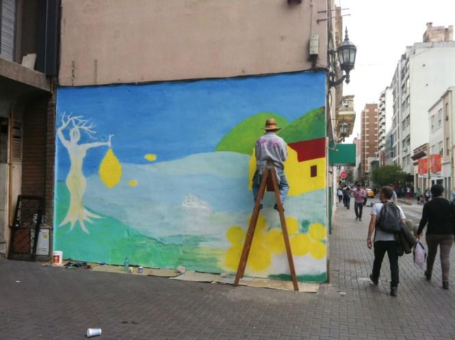 Cordoba en Argentine - Street Art