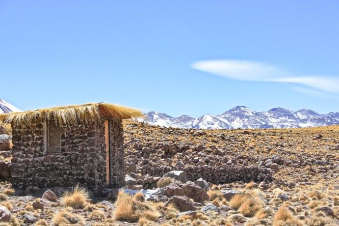 Maison Lagunas Miscanti et Miñiques San Pedro de Atacama