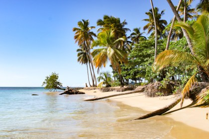 Playa-bonita-visiter-Las-terrenas-republique-dominicaine