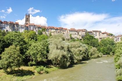 Fribourg week-end en Suisse Romande