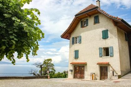 maison visiter week end Suisse Romande