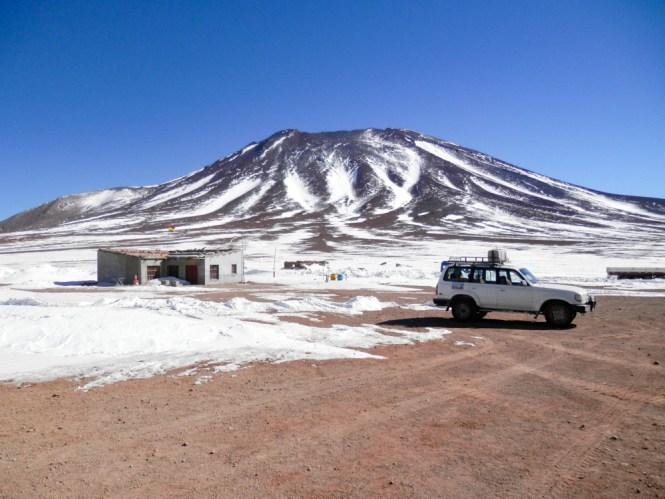 volcan Licancabur Salar d'Uyuni