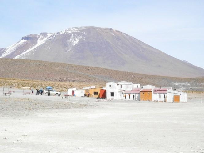 Village Salar de Chiguana - Salar d'Uyuni