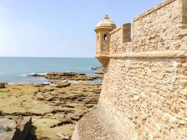 Fort de San Sebastián visiter Cadix