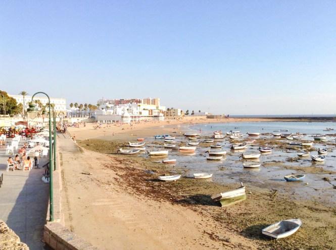 la-plage-de-la-caleta-Cadix-a-voir-en-andalousie
