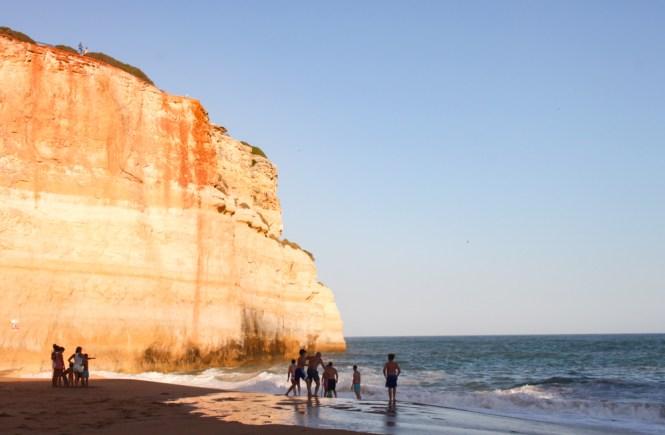 Benagil - visiter l'Algarve