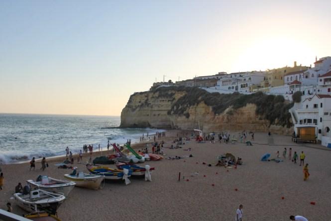 Carvoeiro - visiter l'Algarve