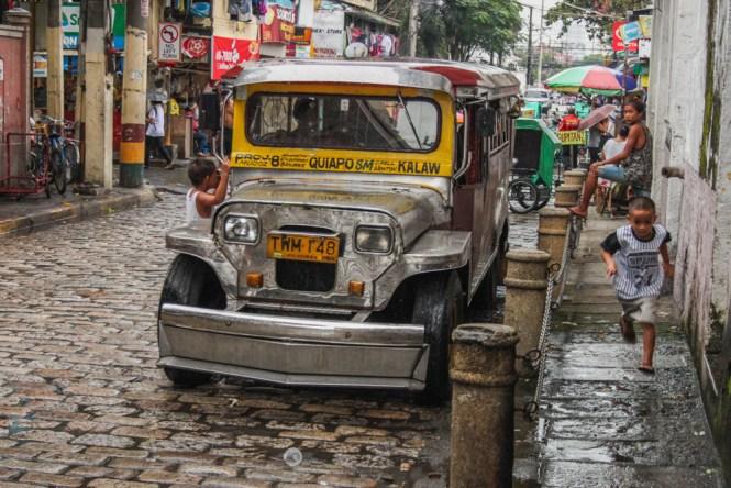 visiter Manille Old Manila Jeepney Voyage Philippines Voyage Philippines