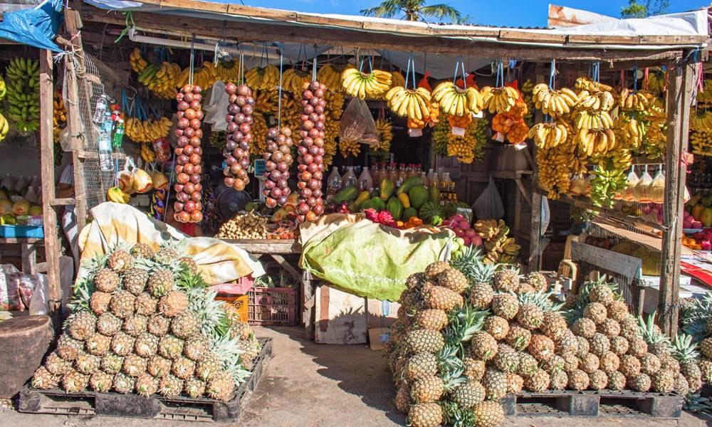 fruits aux Philippines