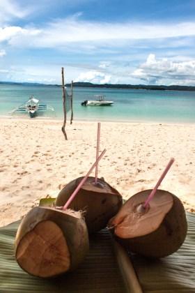 coco à boire incontournables aux Philippines