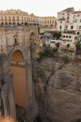 pont de Ronda en andalousie