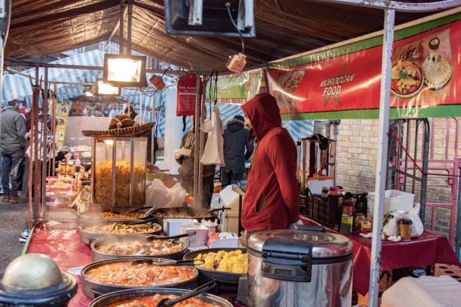 Camden Market Un week end a Londres