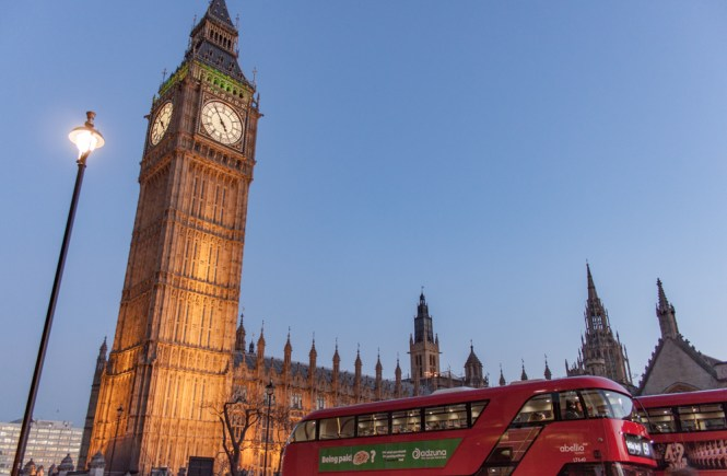 Big ben Un week end a Londres