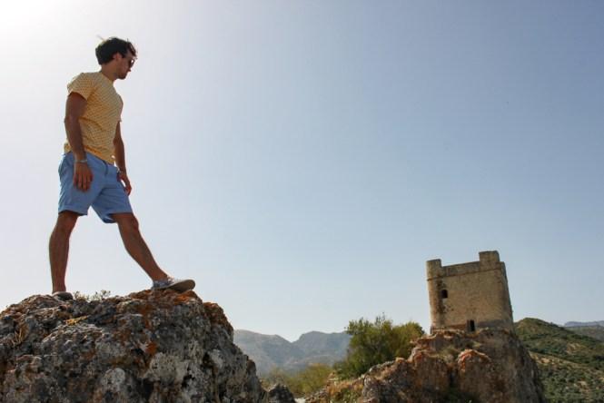 alex Donjon Zahara de la Sierra andalousie espagne