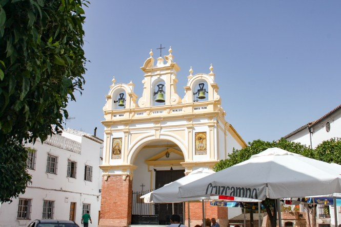 Santa Maria de Mesa Zahara de la Sierra andalousie espagne