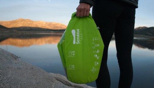 Scrubba WashBag idée cadeau pour voyageur