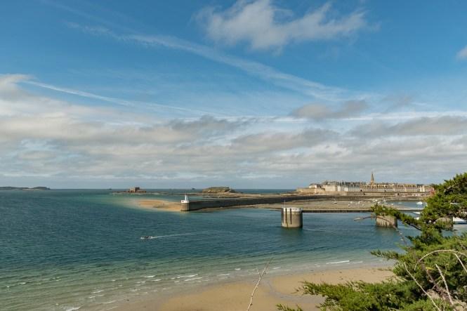 Week-end à Saint Malo port