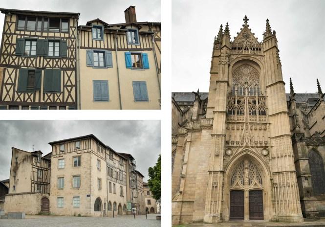cathédrale st étienne visiter limoges