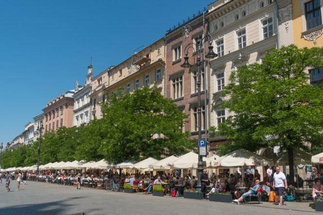 Visiter-Cracovie-Beffroi-immeuble