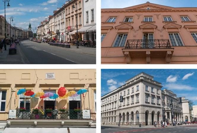 Visiter Varsovie Stare miasto