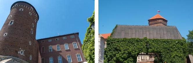 visiter-cracovie-château-du-Wawel-exterieur