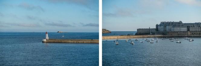 Saint Malo visiter jersey