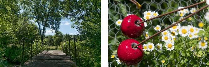 Week end à la campagne dans le Berry - chemin des potiers