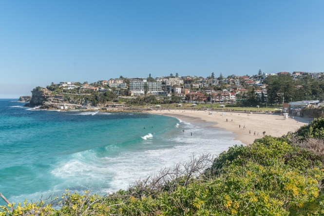 Bronte Beach plage de Sydney