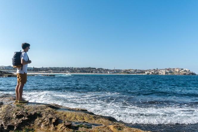 Bondi beach Coogee to Bondi walk