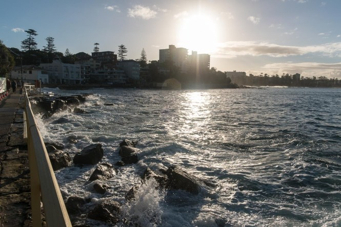 Manly beach to Shelly Beach